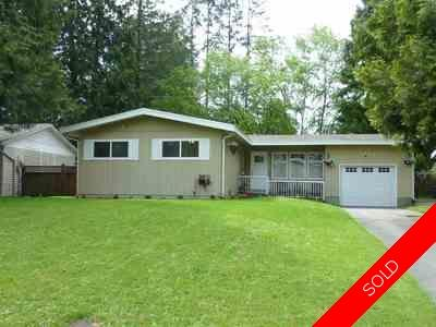 Langley City House for sale:  3 bedroom 1,162 sq.ft. (Listed 2017-05-22)